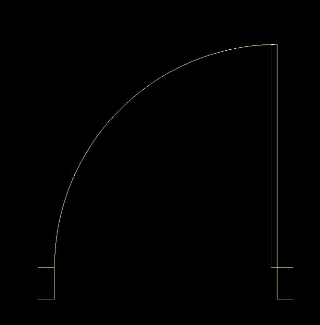 80 cm Program Door