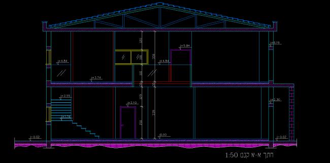 A cut structure