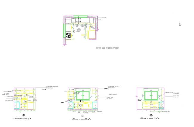 And deployment plan kitchen