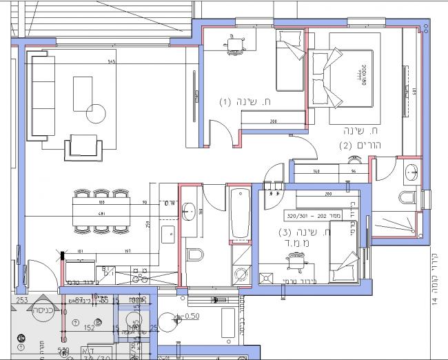 Apartment design contractor