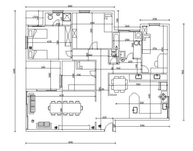 Apartment imaging