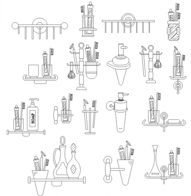 Bathroom accessories - Bathroom Accessories