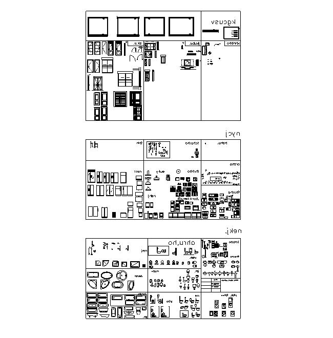Bathrooms, kitchen, windows, door
