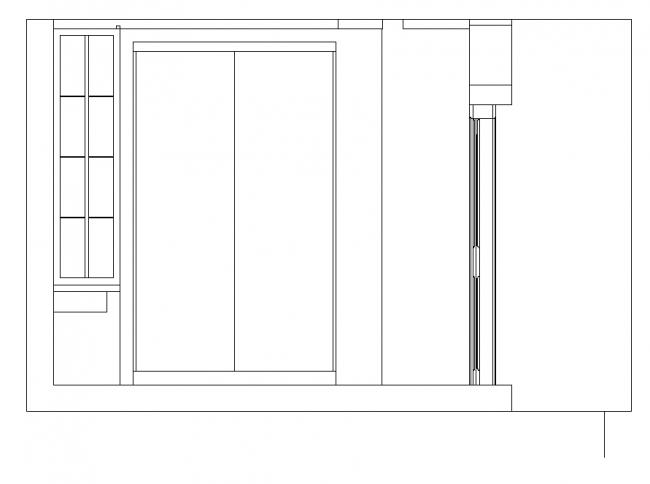 sovrum layout