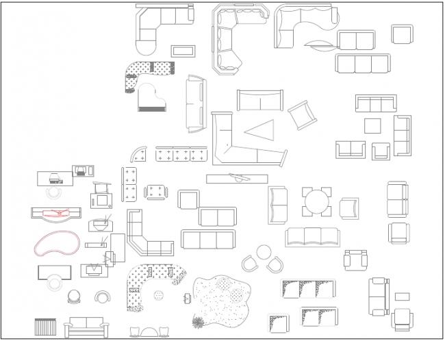 Blocks living room
