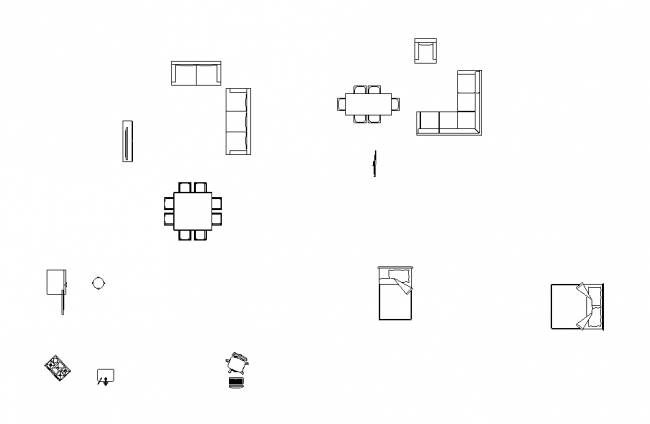 Blocks of all kinds