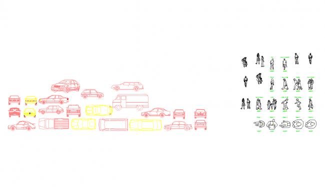 CARS & PEOPLE