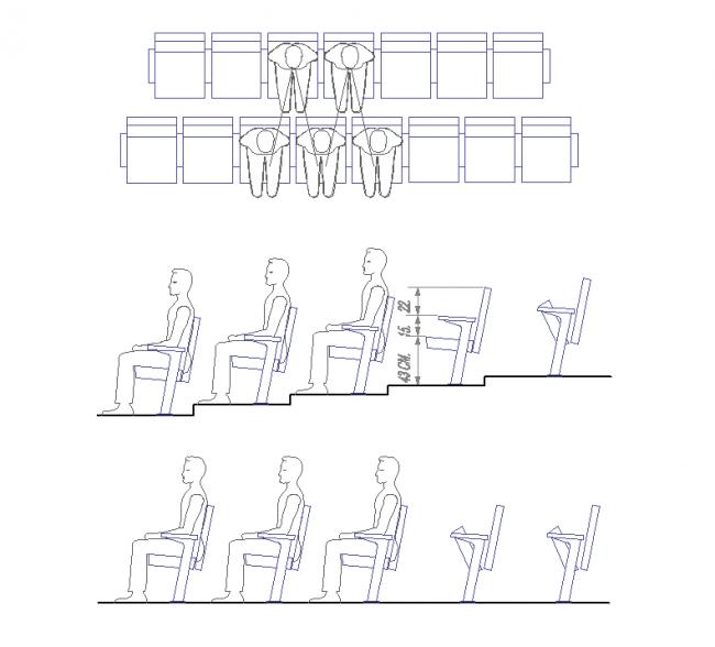 székek Aodtoriom
