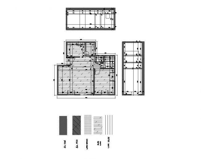 Dimensions and flooring