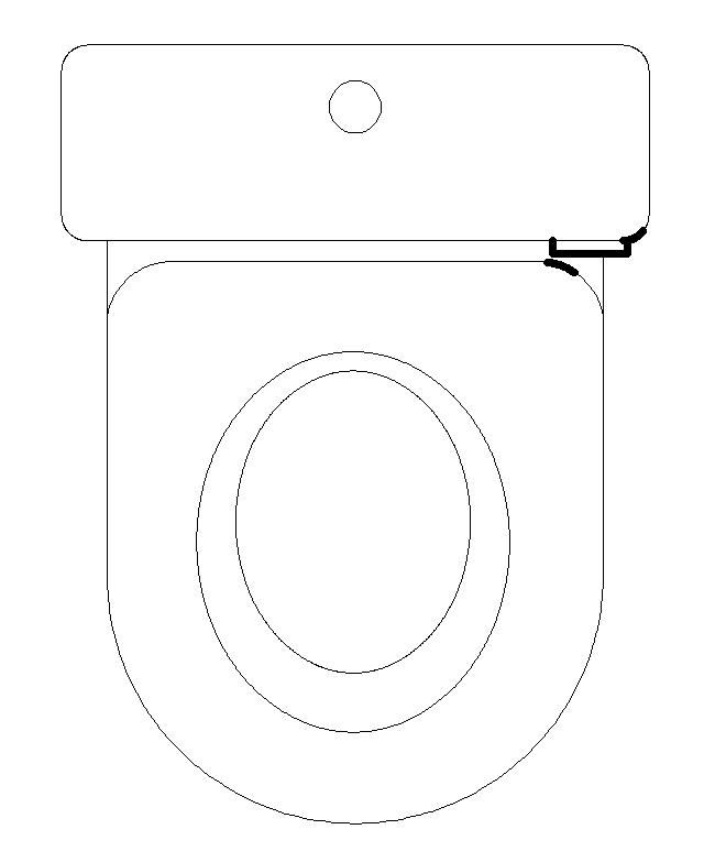 Easy tualete