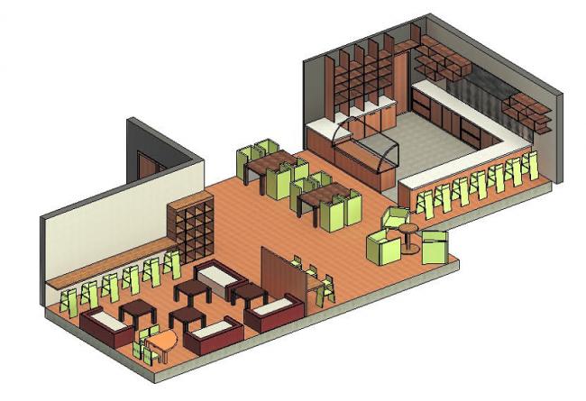 Imaging Cafeteria