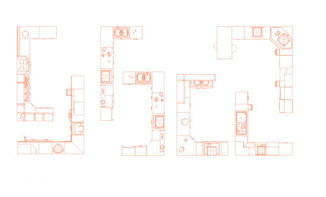 Kitchen Number of Drawings
