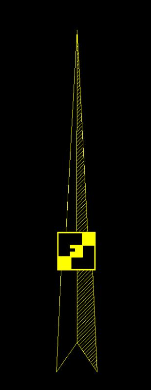 North Arrow logo