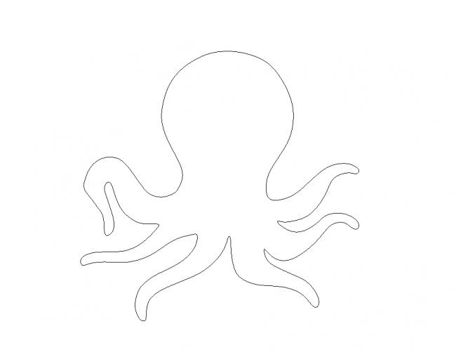 Octopus blokk