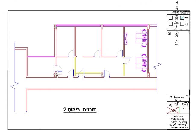 Office indeholder blokke af tabeller Throne