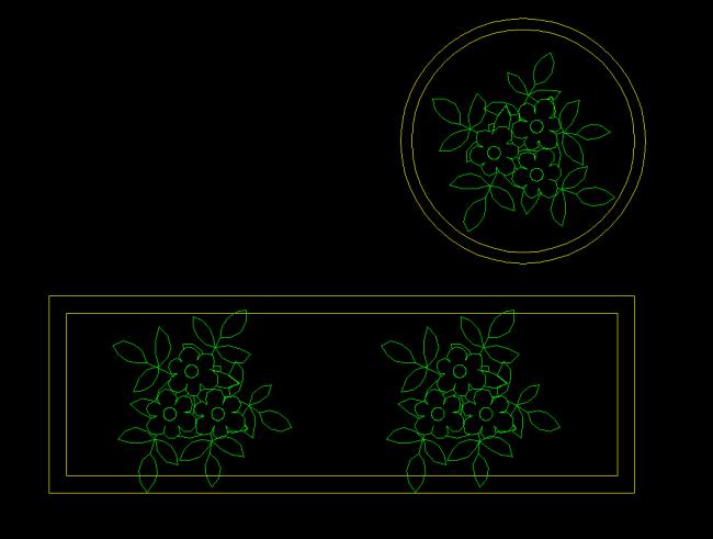 Planter plants