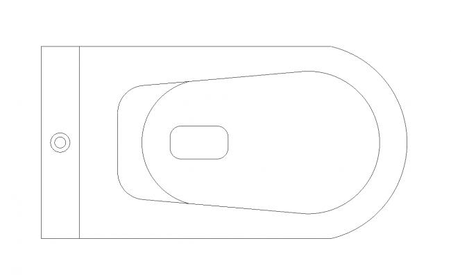 Toilet Sirotim- two-dimensional symbol