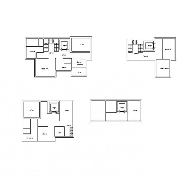 Toyota - architectural studio plan