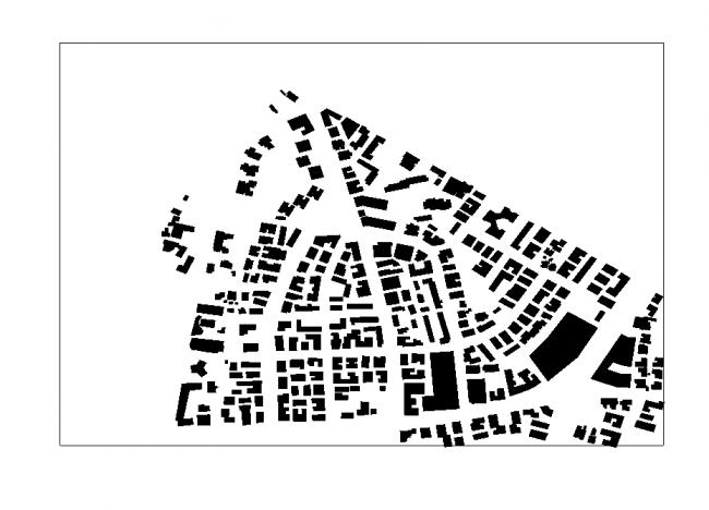 Two-dimensional measuring Map Bat Yam